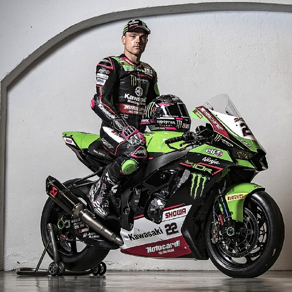 MotoGP: Alex Lowes Perpanjang Kontrak di KRT dan Melanjutkan Karirnya di World Superbike