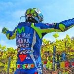 MotoGP: Perpisahan Valentino Rossi, Putaran Kedua Misano Dihadiri Lebih Banyak Penggemar