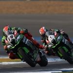 SBK: Persaingan Antar Pebalap Kawasaki Semakin Sengit