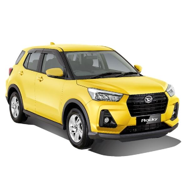 World Premiere Daihatsu Rocky 1.2L, Tetap Irit dan Bertenaga