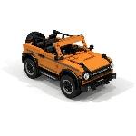 Pertama Kalinya Bronco 2021 Dalam Bentuk Lego Ditampilkan