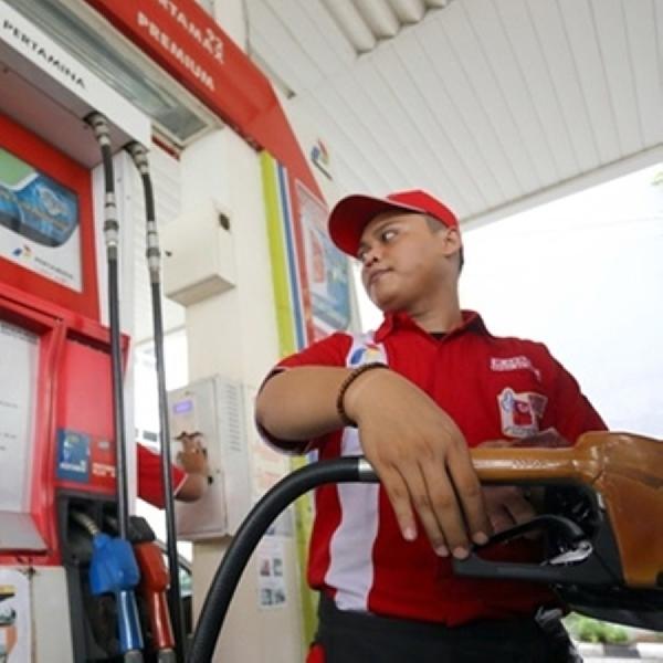 Harga BBM Pertamina Kembali Turun