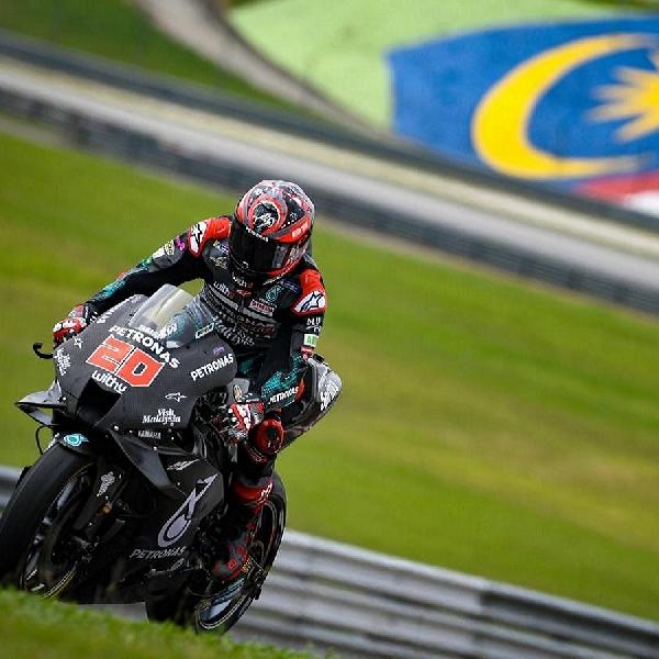 MotoGP: Petronas SRT Ingin Pertahankan Fabio Quartararo
