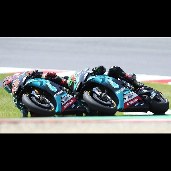 MotoGP: Petronas Yamaha Beri Spesifikasi Motor Berbeda untuk Quartararo dan Morbidelli