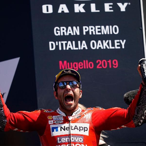 Petrucci Ingin Bantu Dovizioso Memenangkan MotoGP Musim Ini