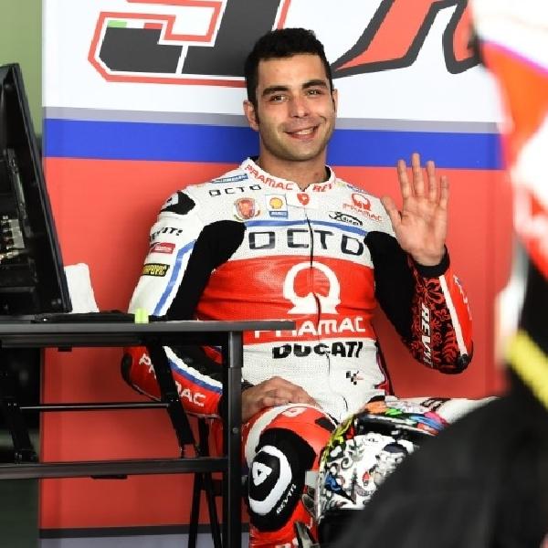 MotoGP: Petrucci Siap Ambil Resiko di Qatar