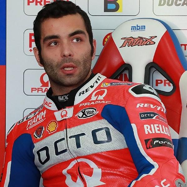 Danilo Petrucci Akan Gantikan Lorenzo di Ducati