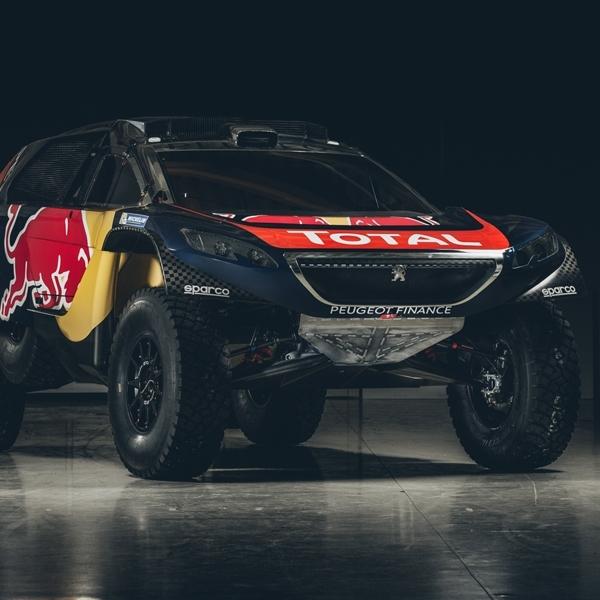 Peugeot 2008 DKR Siap Taklukkan Ganasnya Reli Dakar 2016