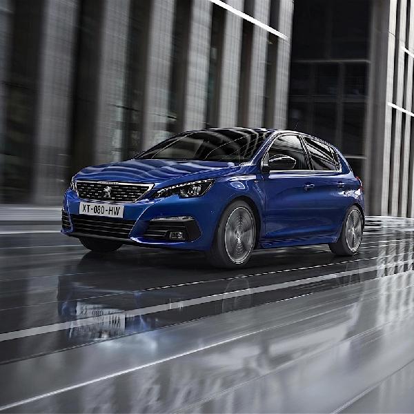 Peugeot 308 Facelift Ditawarkan dengan Mesin Baru