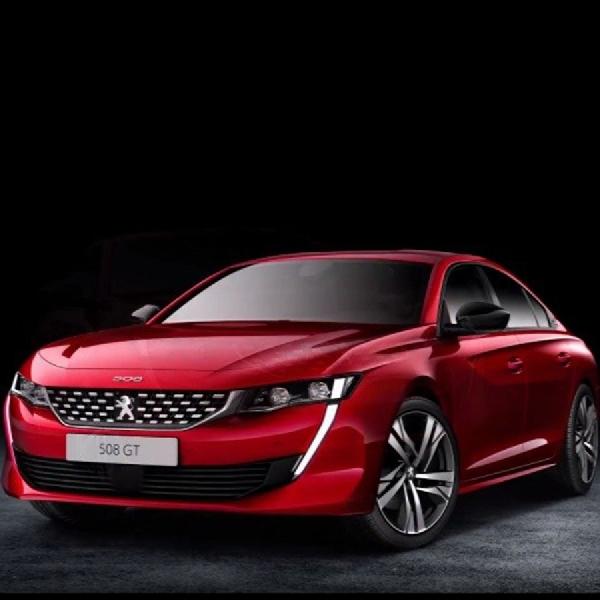 Peugeot Kembali Mendobrak Dengan 508 GT