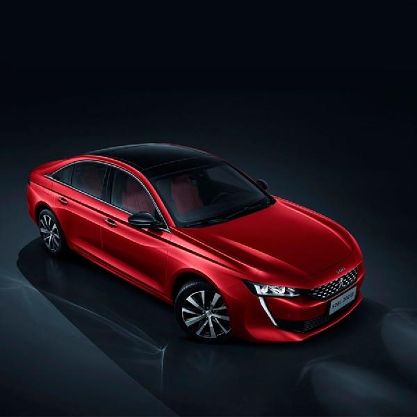 Peugeot 508L 400 THP Meluncur di Beijing Auto Show 2020