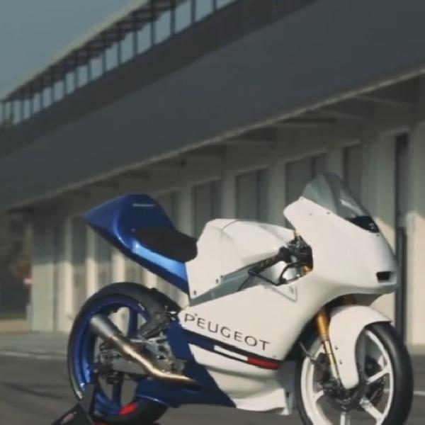 Moto3: Peugeot Buka Selubung Kuda Besinya