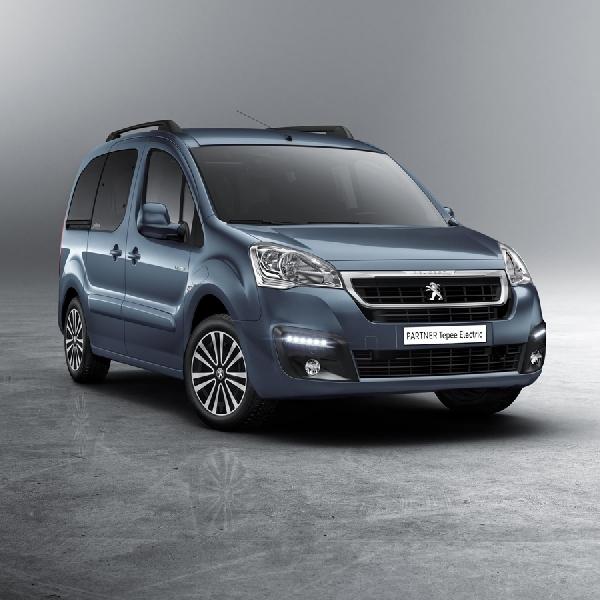 Peugeot Umumkan Partner Tepee Electric Terbaru
