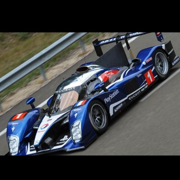 Peugeot Sedang Kembangkan Mobil Balap Le Mans