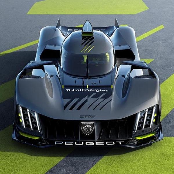 Peugeot Ungkap Kehadiran Hypercar Baru