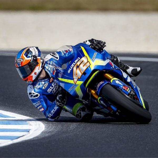 MotoGP: Andrea Iannone Terbaik Ketiga di Tes Hari Pertama
