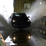 Trailblazer dan Colorado Cukup Tangguh  di Tengah Hujan Lebat dan Genangan Air