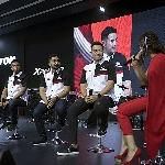 Rifat Sungkar dan MMKSI Perkenalkan XPANDER Rally Team 350 HP