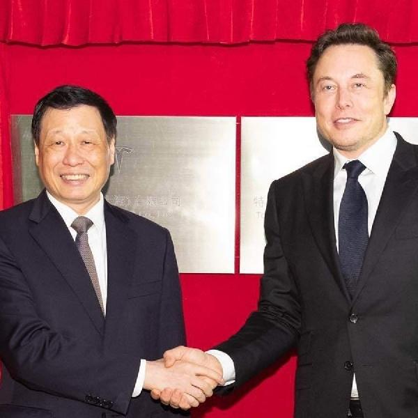 Tesla Resmi Bangun Gigafactory 3 di China