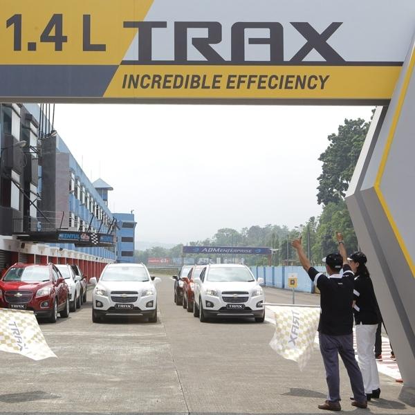 Chevrolet Trax Diluncurkan dengan Banderol Rp 267 Juta