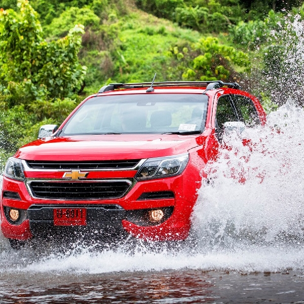 Ini keunggulan Fitur  Off-Road All New Trailblazer dan Colorado (Bag.2)