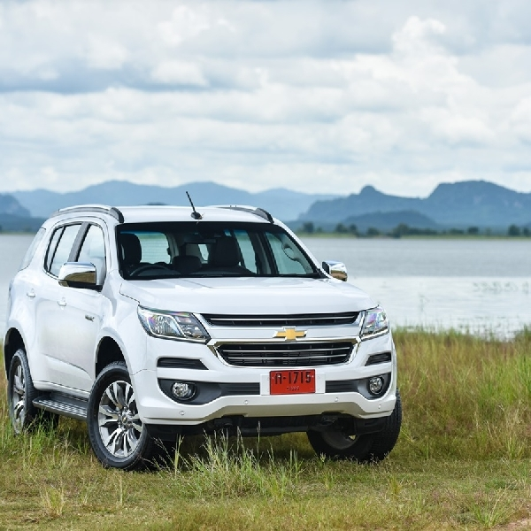 Perjalanan SUV Chevrolet di Indonesia Melalui The All-New Trailblazer