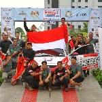 H. Rahmat Raih Kemenangan di Kejuaraan Reli Malaysia 2018