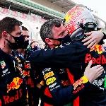 Duduki Posisi Kedua di GP Spanyol, Verstappen Mantap di Klasemen Kedua