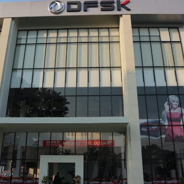 Dealer DFSK Serang Berikan Layanan 3S