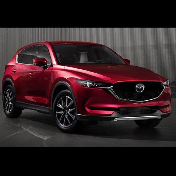 Mazda CX5 2018 Alami Peningkatan Engine dan Fitur Teknologi