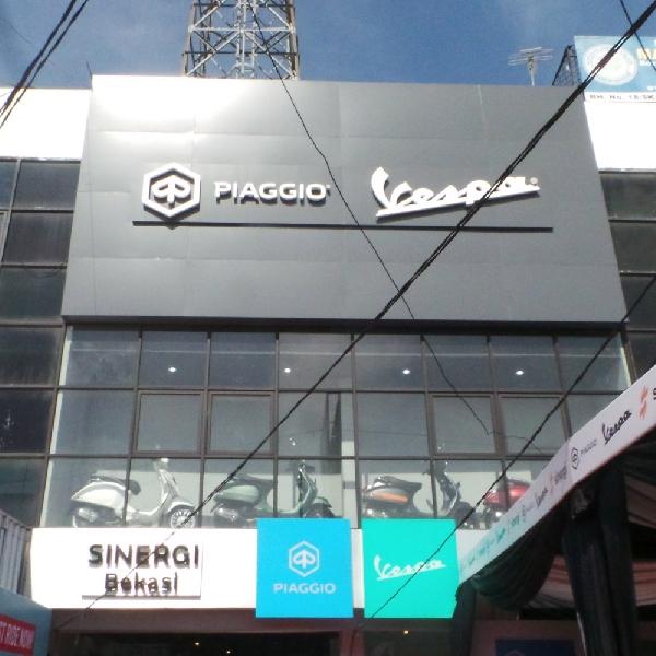 Punya Prospek yang Bagus, Piaggio Buka Dealer Kedua di Bekasi