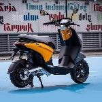 Piaggio Mengumumkan akan Rilis E-Scooter Bernama One