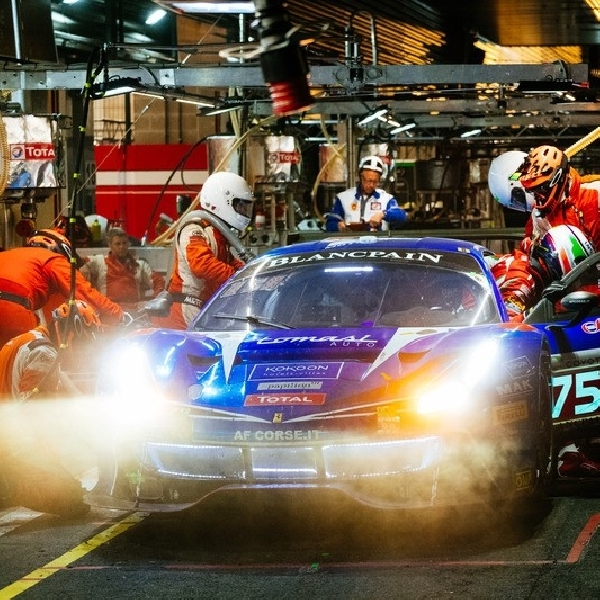 T2 Motorsports  Berikan Kesempatan Rio Haryanto Balap GT3 (Pro/Am) di Blancpain dan Asian Le Mans Series