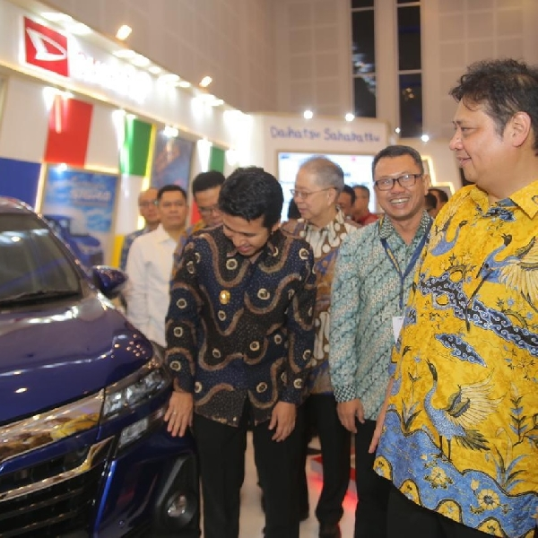 GIIAS Surabaya  Usung Teknologi Otomotif Terbaru