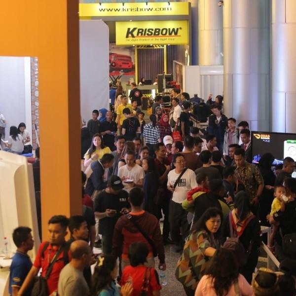 Semarak Hari Terakhir GIIAS 2019 di Surabaya