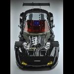 Rendering Berkelas, Mazda RX-7 Usung Gaya  DTM Dengan Mesin Quadrotor