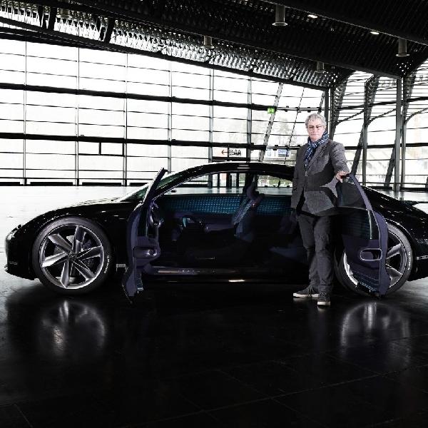 Pertama, Hyundai Perkenalkan Sedan Konsep Otonom  Prophecy EV Gunakan Joystick Pengganti  Roda Kemudi