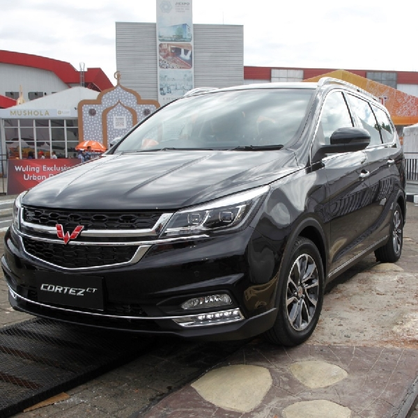 Wuling Cortez CT Sabet Gelar Best of Medium MPV Gasoline dari OTOMOTIF Award 2020