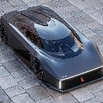 Divisi Desain Koenigsegg Rancang Hypercar  dengan 3 Tempat Duduk nan Misterius