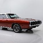 Modifikasi Dodge Charger 1970 Siap Meluncur di Lelang Online Barrett Jackson