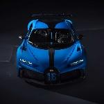 Ini Alasan Mengapa Bugatti  Membatasi Kecepatan Chiron Pur Sport  Hanya 218 MPH
