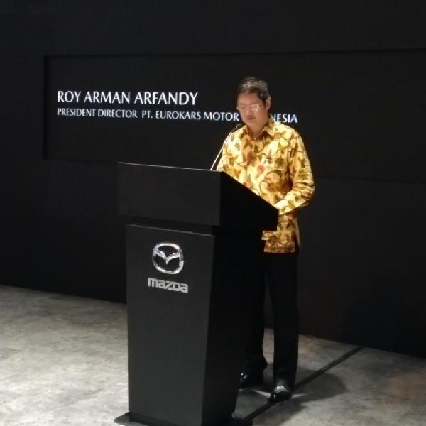 Mazda Indonesia Ikut Meriahkan IIMS 2019