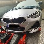 BMW Seri 2 Baru Terkuak,  M240i Sport Coupe dengan Fascia Depan Mirip WRX STI Bermesin Supra