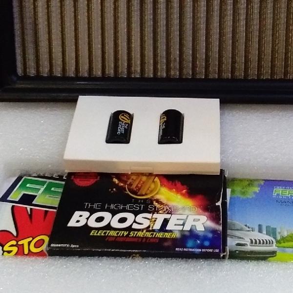THS Booster Fokuskan Titik Tembak Api pada Pengapian Engine
