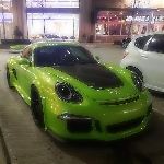 Modifikasi Porsche Cayman Swap Engine LSA V8 Bertransmisi Manual 1210 HP