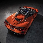 C8 Corvette Bakal Meminang Turbo Rotary Engine dalam Paket Modern Aerovette