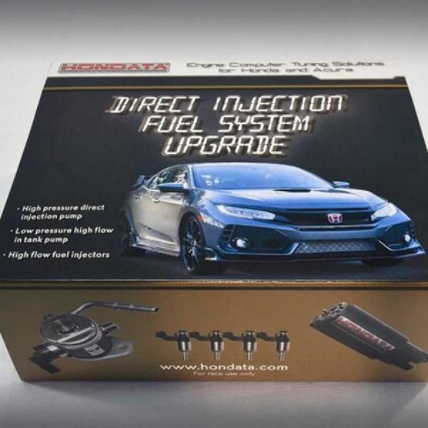 Hondata Berhasil Menambah  Torsi dan Power dari Honda Civic Type R FK8