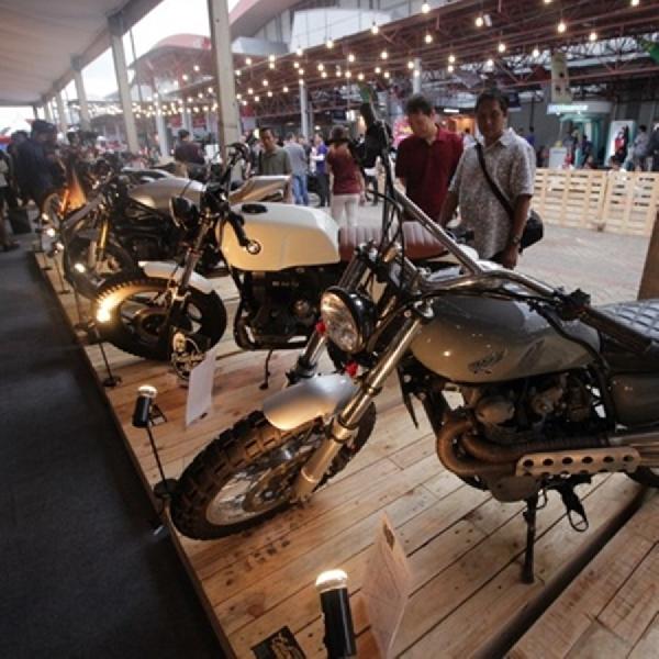 IIMS Motobike Show 2020 akan Digelar 2 Oktober Mendatang