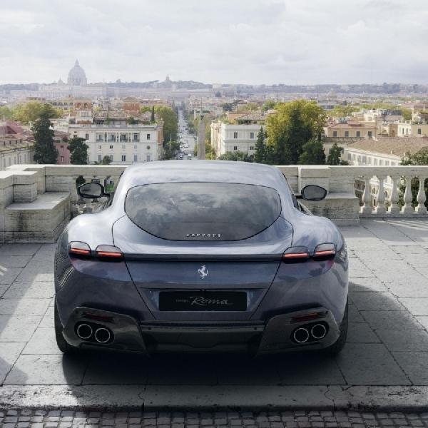 Kuartal Pertama 2020 Finansial Ferrari Telalu Kuat dibanding Ford, FCA dan General Motors