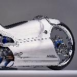 Modifikasi Fuller Majestic 2029 Berbahan  Metal  Berkonsep Elektrik Futuristik Tak Kenal Tua